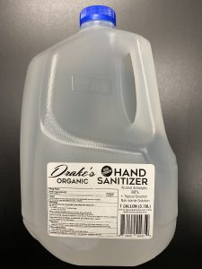 Hand Sanitizer Sale Faster Than Amazon