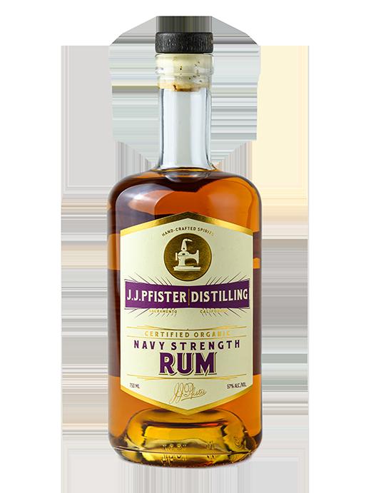 Navy Strength Rum