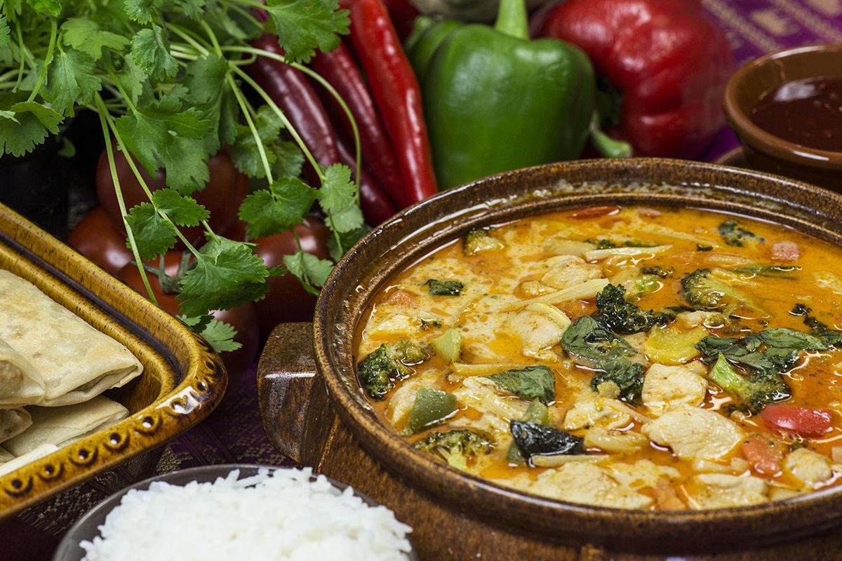 Thai Curry, Photo: Johan Lenell/Dollar Photo Club