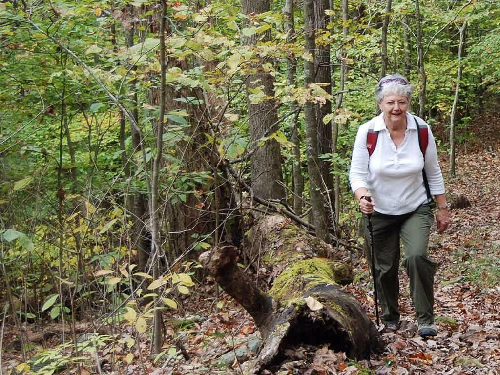 moss ridge hikers