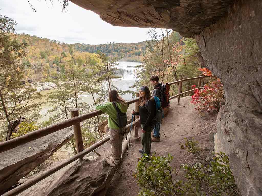 Cumberland Falls Hiking Trail