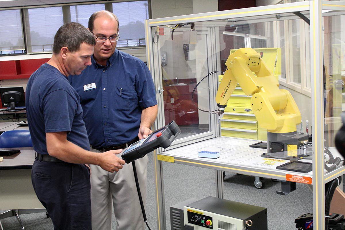 Elizabethtown Community and Technical College robotics