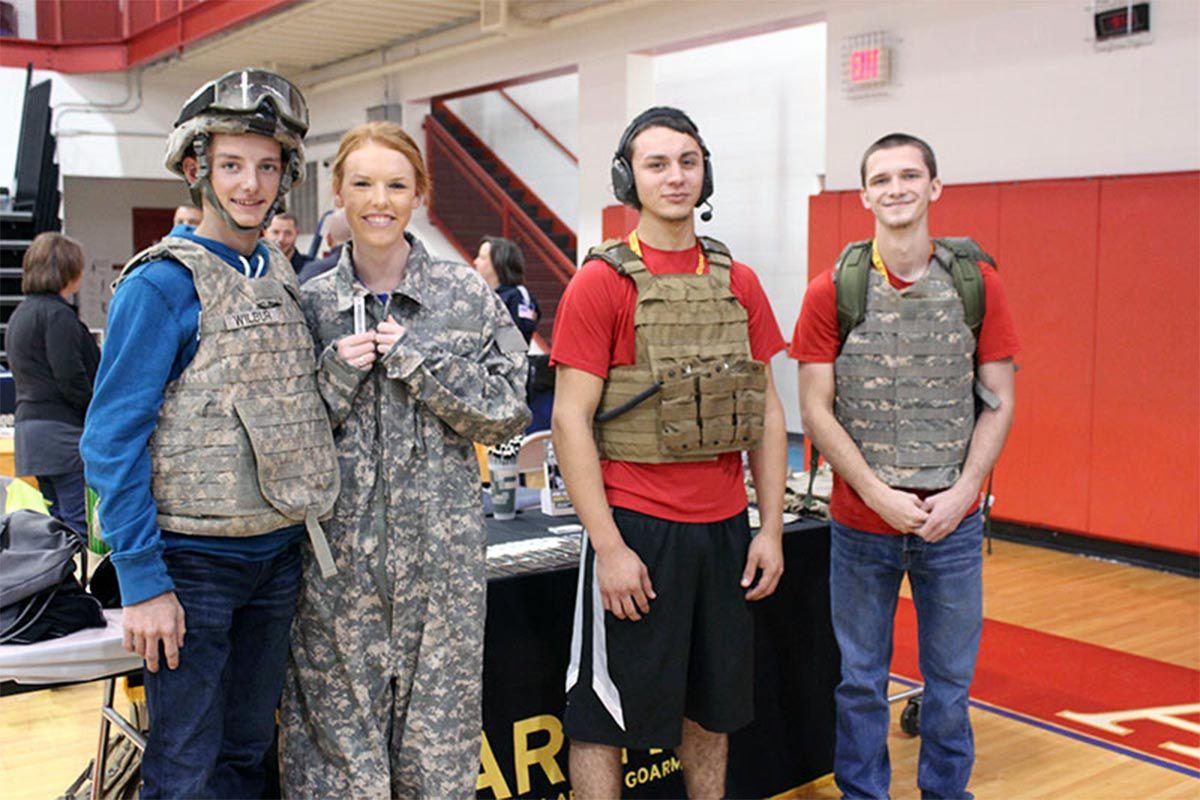 Adair County High School Career Fair