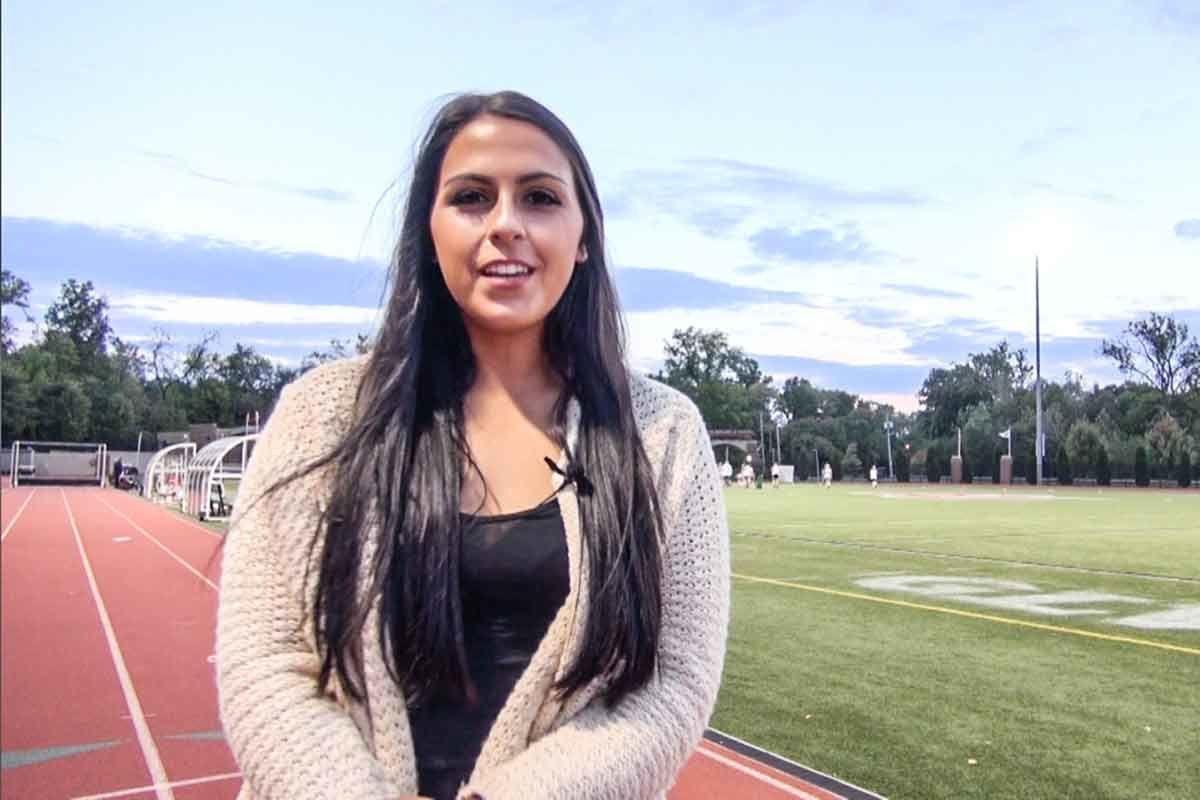Bellarmine student Olivia Russell