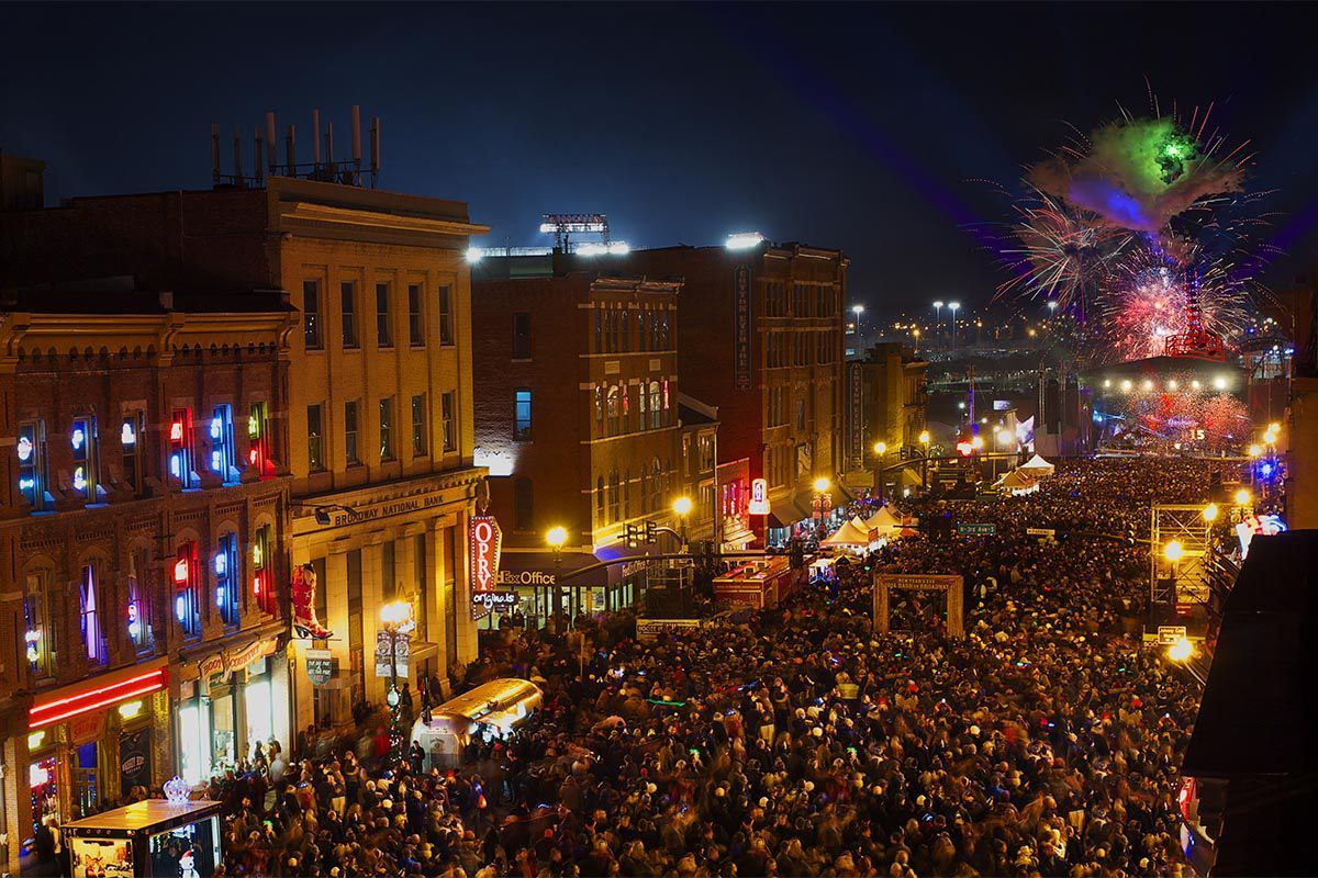 Nashville NYE 2014