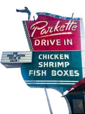 Photo: Parkette Drive-In