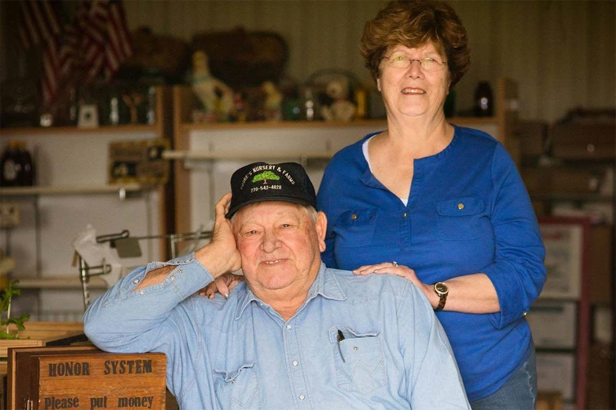 Russell and Patsy Poore