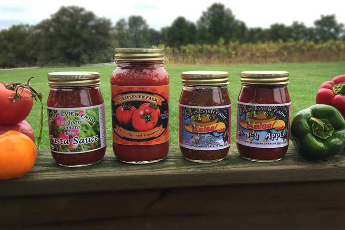Steepleview Farm products