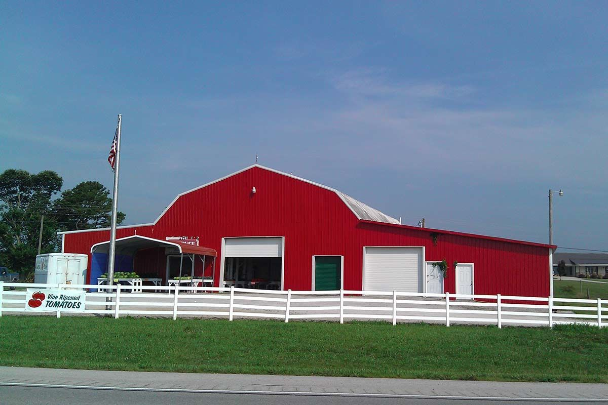 Hail's Farm