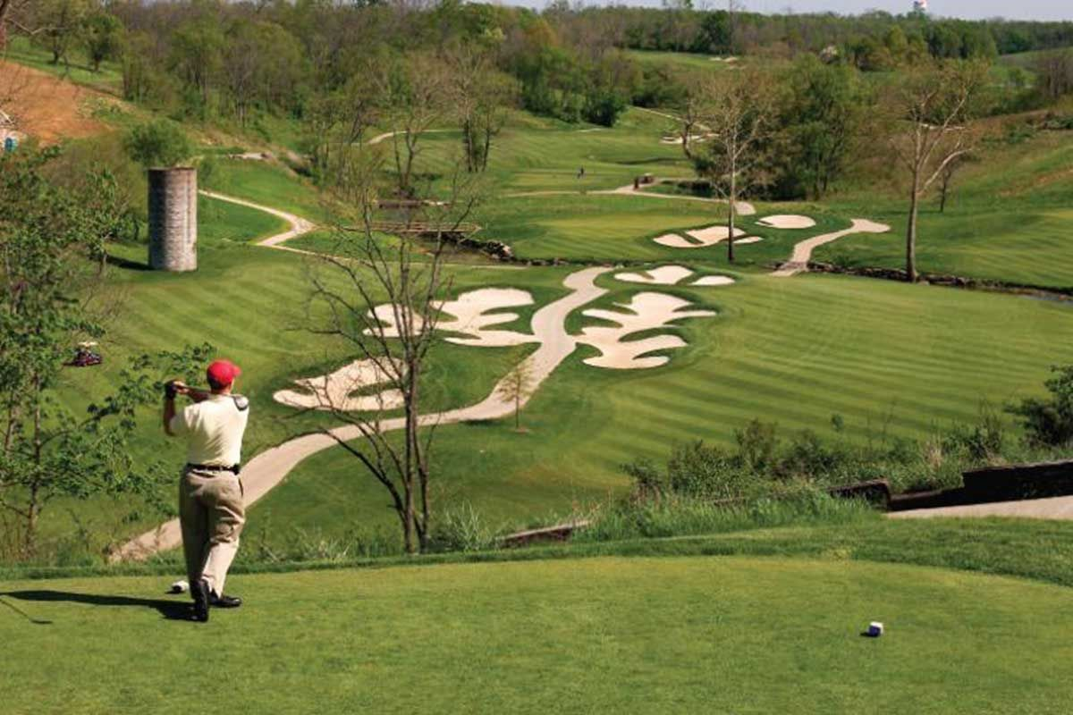 Old Silo Golf Course Best in KY