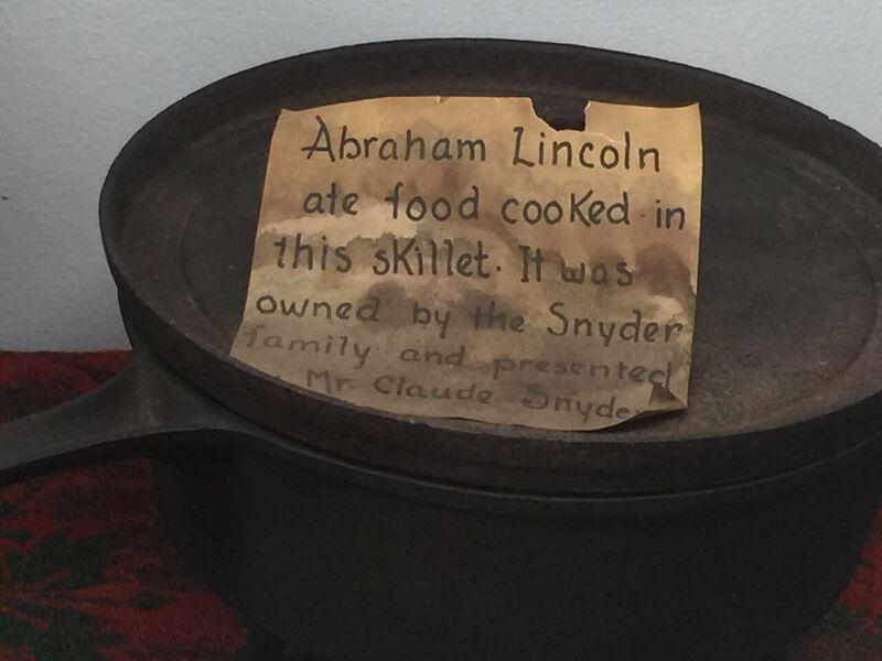LincolnIndianaSkillet