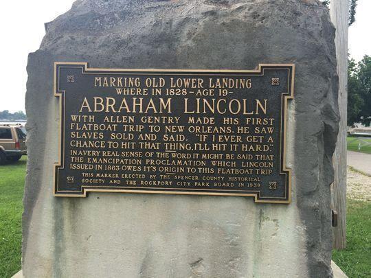 LincolnRockportSign