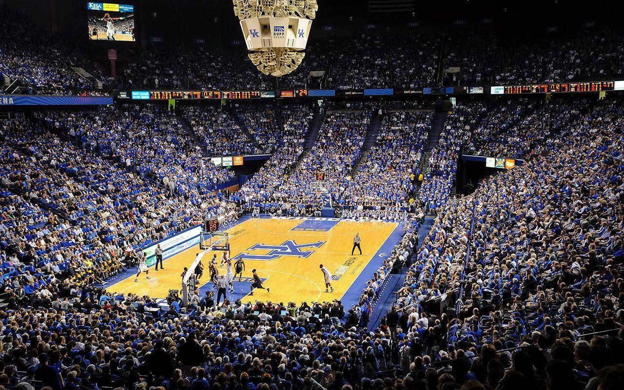 Rump Arena_UK Wildcats_Drexel_Basketball