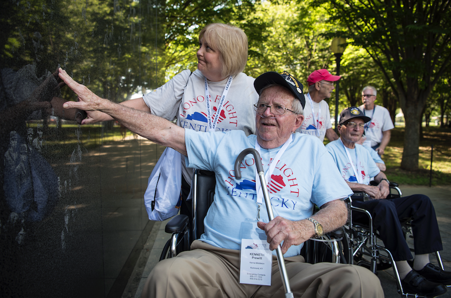 touchwallhonorflight