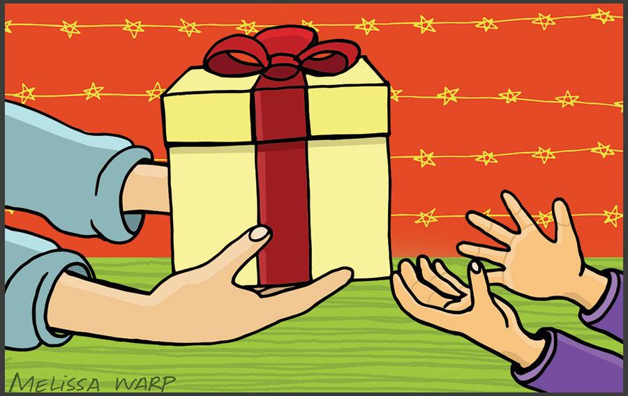 Giving Christmas