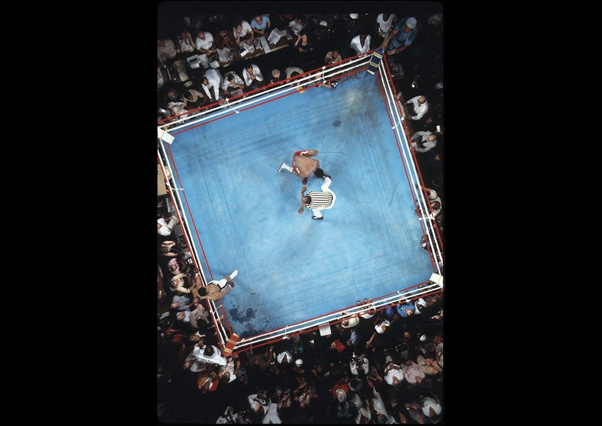 Ali/Foreman Rumble in the Jungle