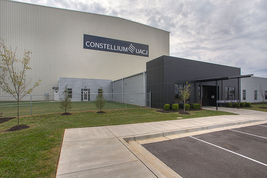 Automotive Body Sheet facility located in the Kentucky Transpark, Bowling Green