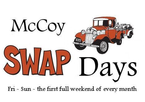 McCoy Swap Days