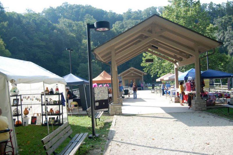 Natural Bridge Artisan Festival