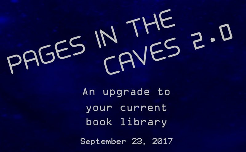 Pages in the Caves 2.0