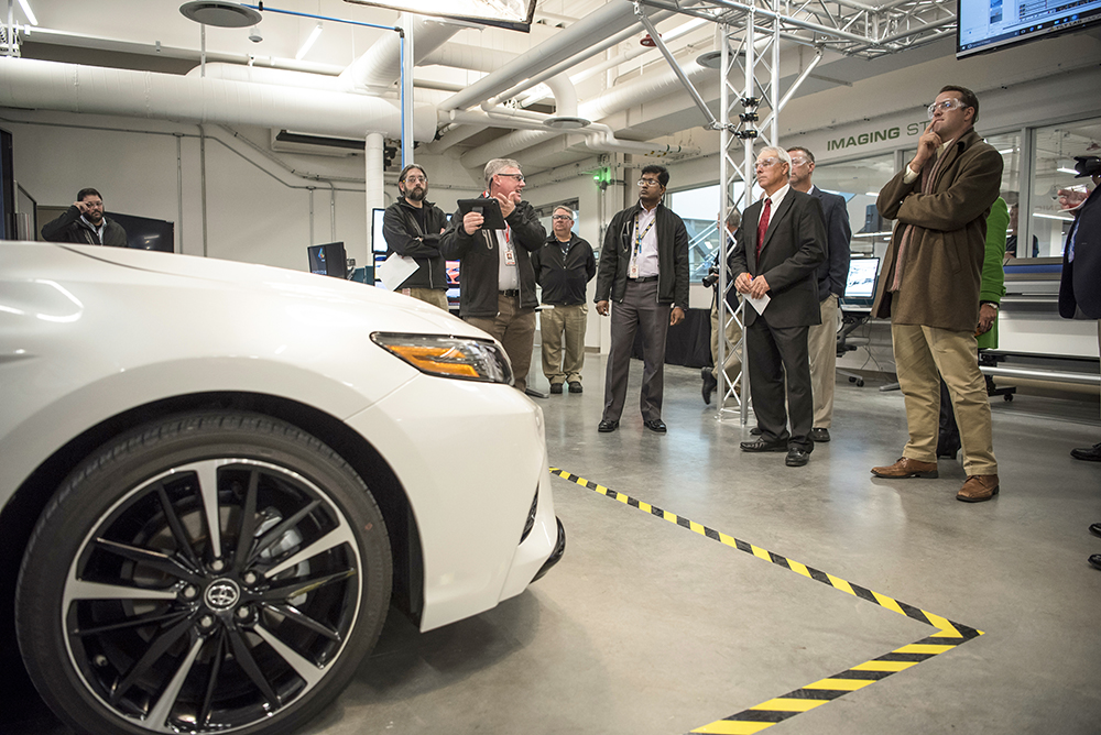 Toyota Motor Manufacturing Kentucky. Photo: Tim Webb