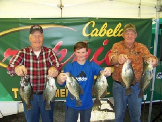 Crappie USA One Day Crappie Tournament