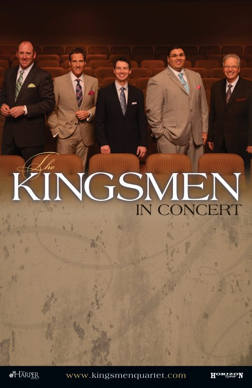 The Kingsmen gospel concert