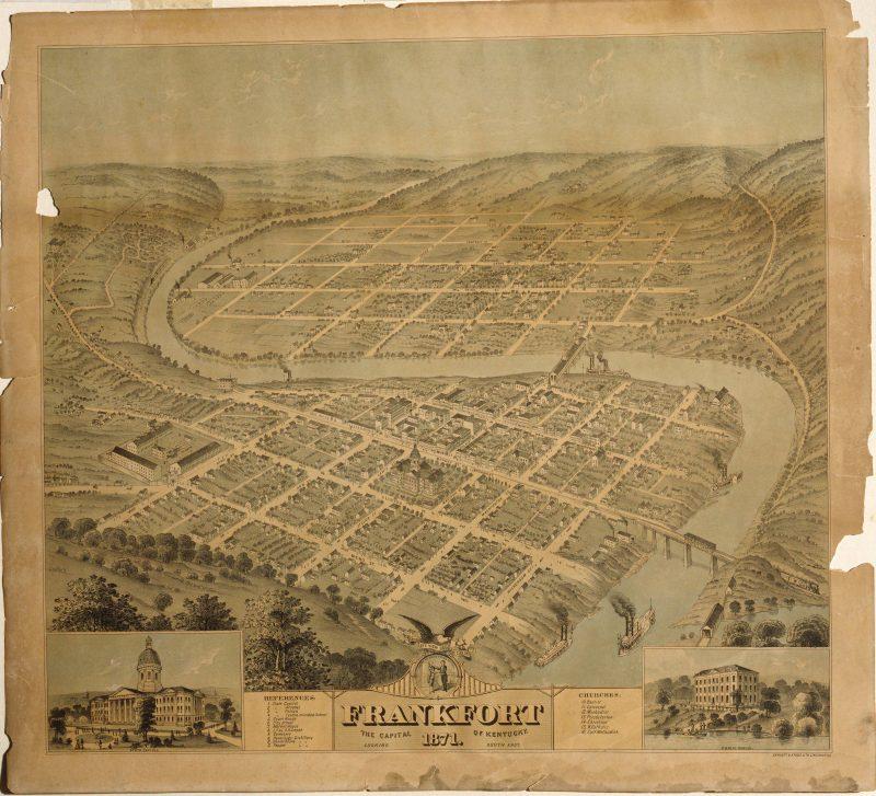Finding Historic Frankfort