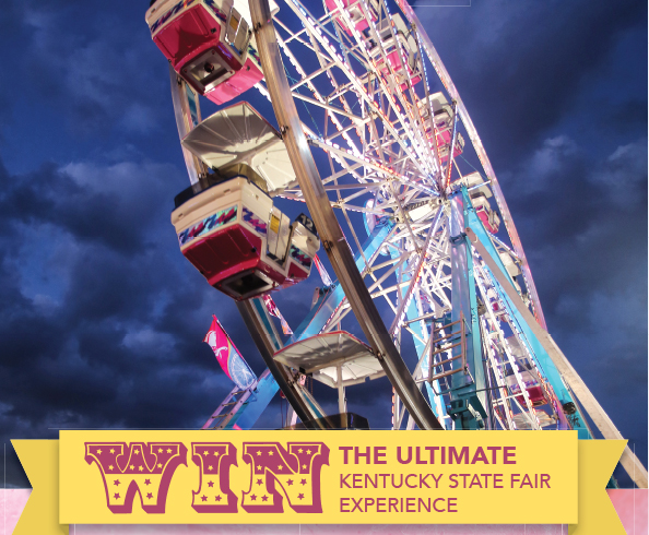 Ultimate State Fair Giveaway - Kentucky Living on kentucky derby park map, kentucky state fair events, kentucky state fair games, kentucky state fair food,