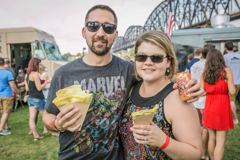 2nd Annual Louisville Food Truck & Craft Beer Festival