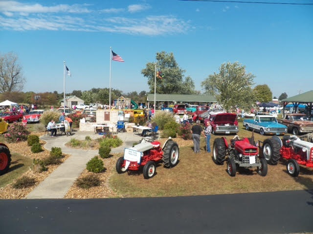 13th Annual Clifty Tractor & Car Show