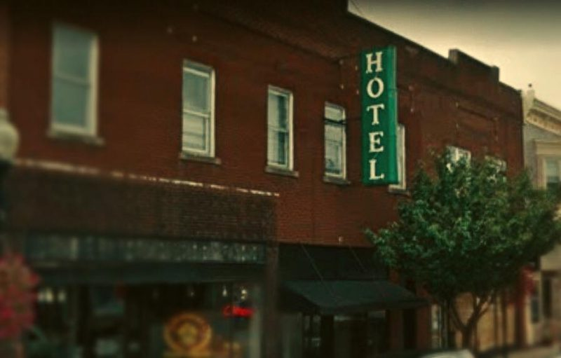 The Haunted Anderson Hotel