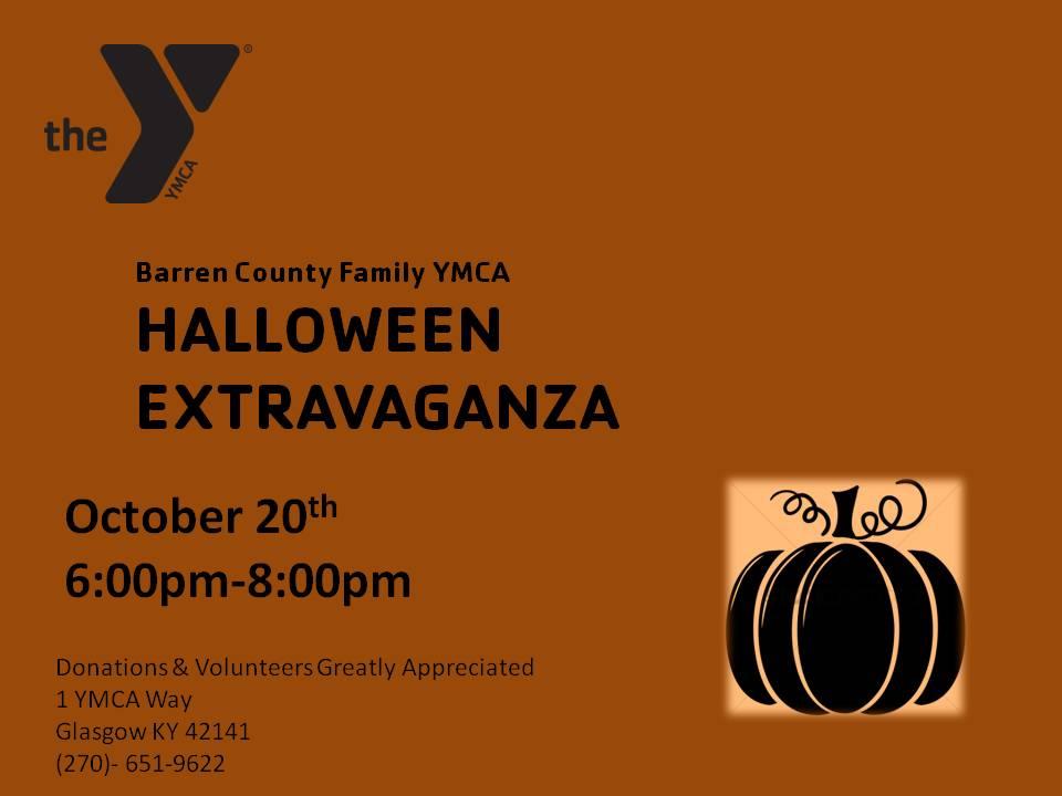 Glasgow Ky 2020 Halloween YMCA Halloween Extravaganza   Kentucky Living
