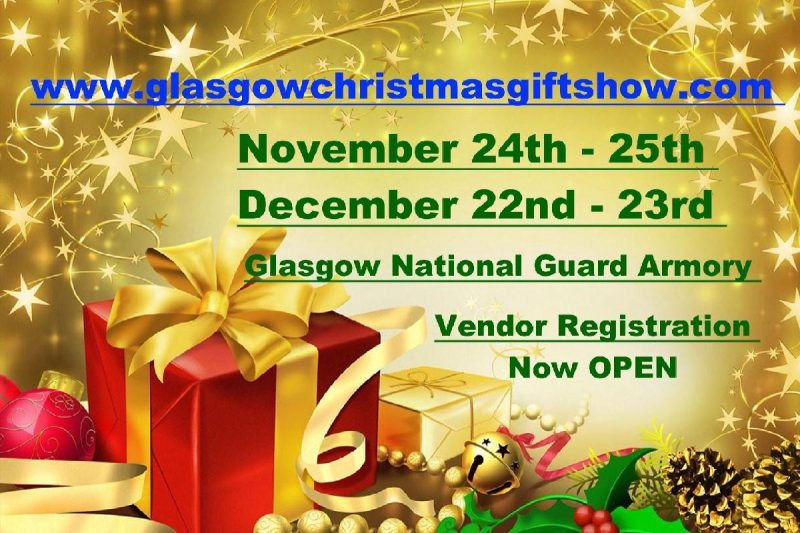 Glasgow, KY Christmas Gift Show