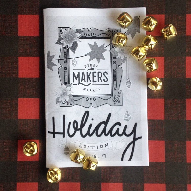Berea Makers Market Holiday 2018