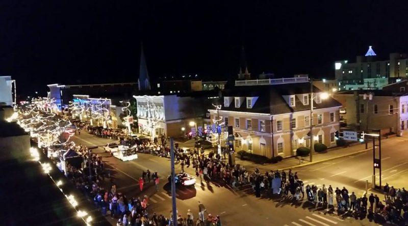Danville Christmas Tree Lighting and Parade