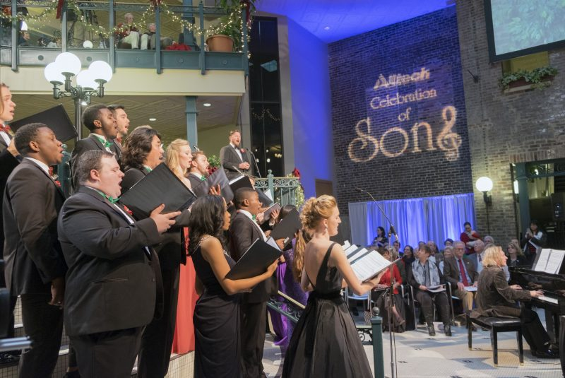 Alltech Holiday Celebration of Song