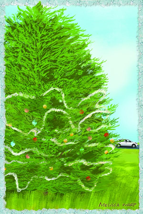Christmas tree - Kentucky Living