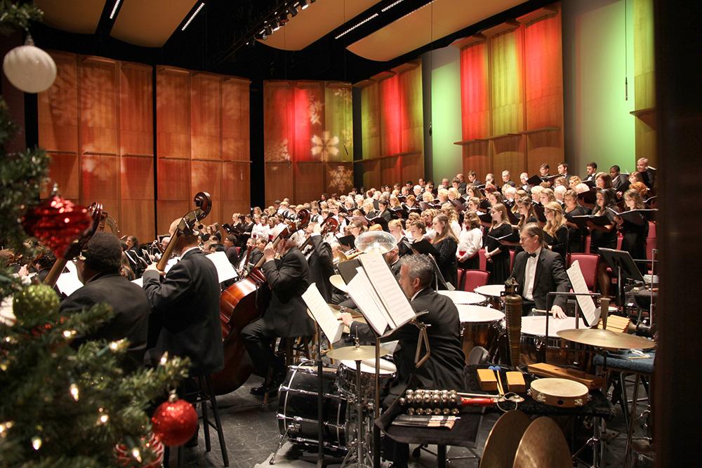 Sound Of Christmas.The Sounds Of Christmas Kentucky Living