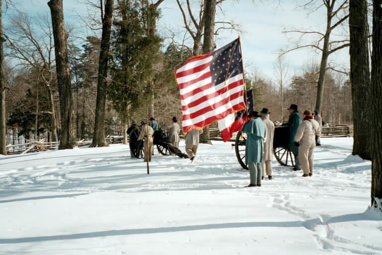 Battle of Mill Springs 157th Anniversary Observance