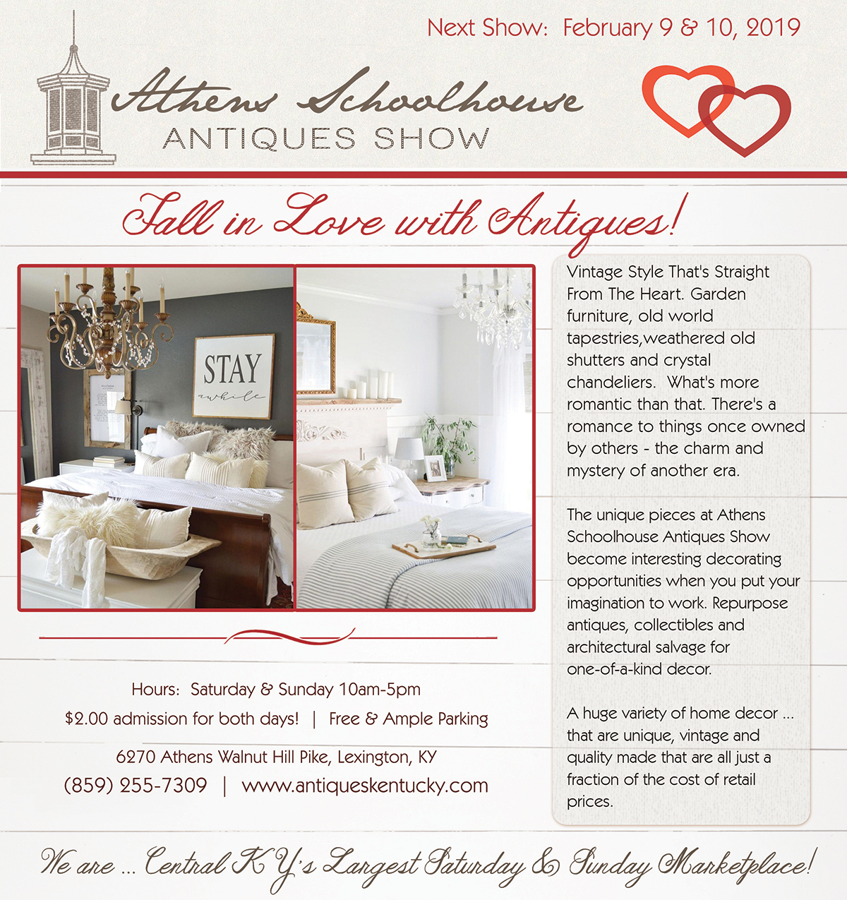 Athens Schoolhouse Antiques Show Kentucky Living,2 Bedroom Apartments For Rent Edmonton South