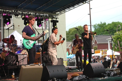 Lower Town Arts & Music Festival