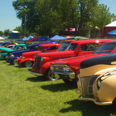 17th Annual Holley National Hot Rod Reunion