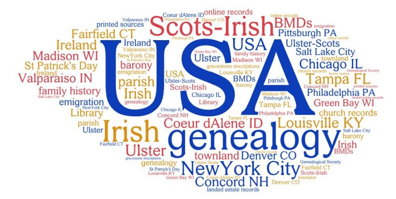Irish and Scots-Irish Family History Research Workshop - Kentucky Living