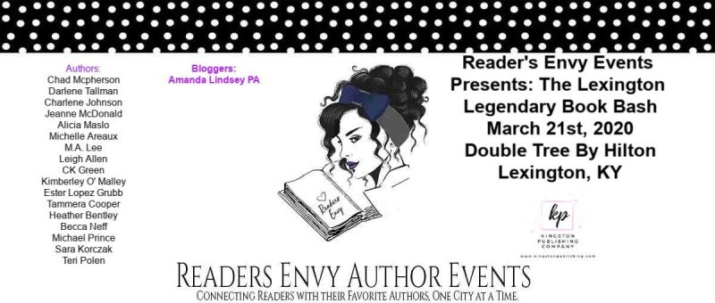 Readers Envy Lexington Legendary Book Bash