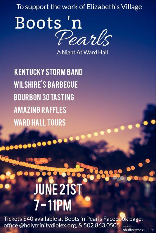 Boots 'n Pearls-A Night at Ward Hall