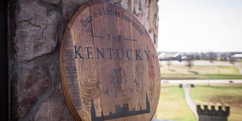 Barrel Head Painting (A Great Father's Day Gift) @ The Kentucky Castle