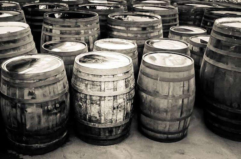 Bourbon Barons: Whiskey Row