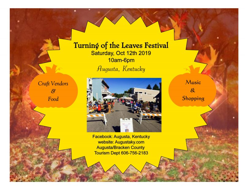 Turning of the Leaves Festival