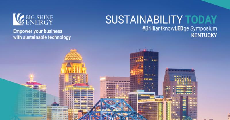 Sustainability Today #BrilliantKnowLEDge Symposium